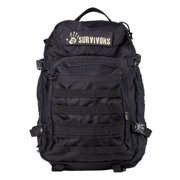 12 Survivors EOD End of Days Tactical Backpack Hydration Pack Ready with MOLLE