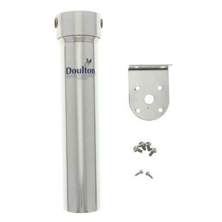 - Doulton Under Sink Ceramic Candle Filter Housing