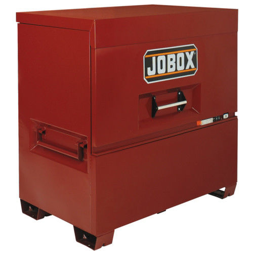 JOBOX 217-1-681990 48 in. Long Piano Lid Box with Site-Vault Security System