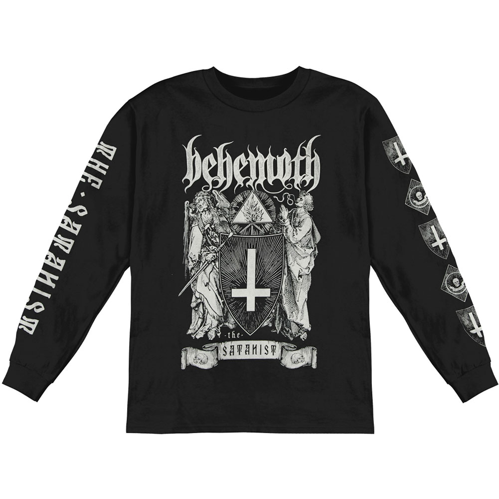 Behemoth The Satanist Longsleeve Black