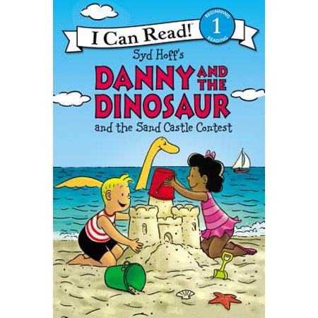 Danny and the Dinosaur and the Sand Castle Contest - Danny Castle Halloween