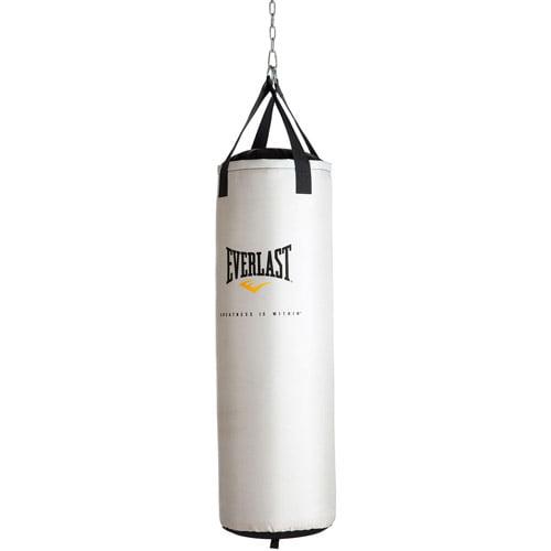 Everlast 60-Pound Platinum Nevatear Heavy Bag by