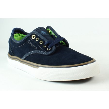 New Emerica Mens Winog6 Navy/Gum/White Tennis Shoes Size 6 ()