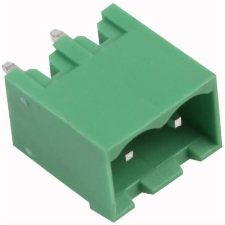 Imo Precision Controls Terminal Block Pcb Vertical 2 Pole 5 08Mm Pitch 2 Pack