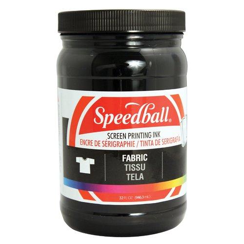 SPEEDBALL ART PRODUCTS 4609 FABRIC SCREEN INK ORANGE 32OZ