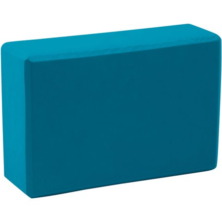 Lotus Yoga Block, Blue