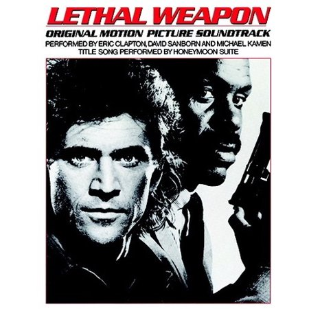 Soundtrack with Eric Clapton - Lethal Weapon (2017 Reissue) [CD]