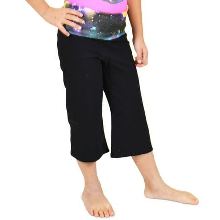 Girl's CAPRI Yoga Pants