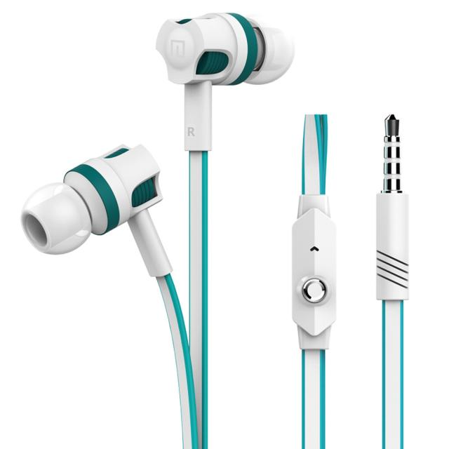 Hight Quality For iPhone 3.5mm Piston In-Ear Stereo Earbuds Earphone Headset BK