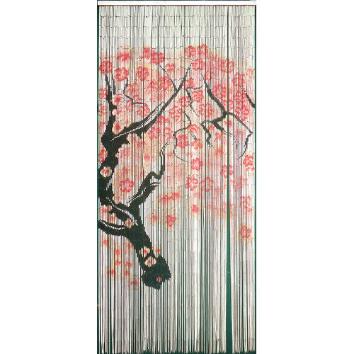 Bamboo54 Cherry Blossom Single Curtain Panel