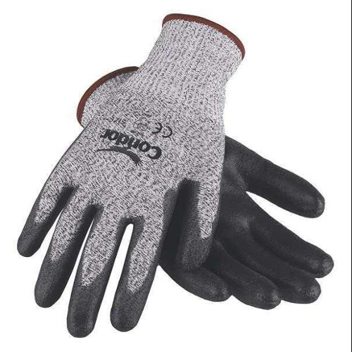 Condor 29JV39 2XL Gray/Black Cut Resistant Gloves