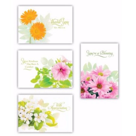 Card-Boxed-Thank You (For Your Sympathy) (Box Of 12)