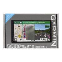 Garmin DriveSmart 55 with traffic EX GPS (Latest Model)