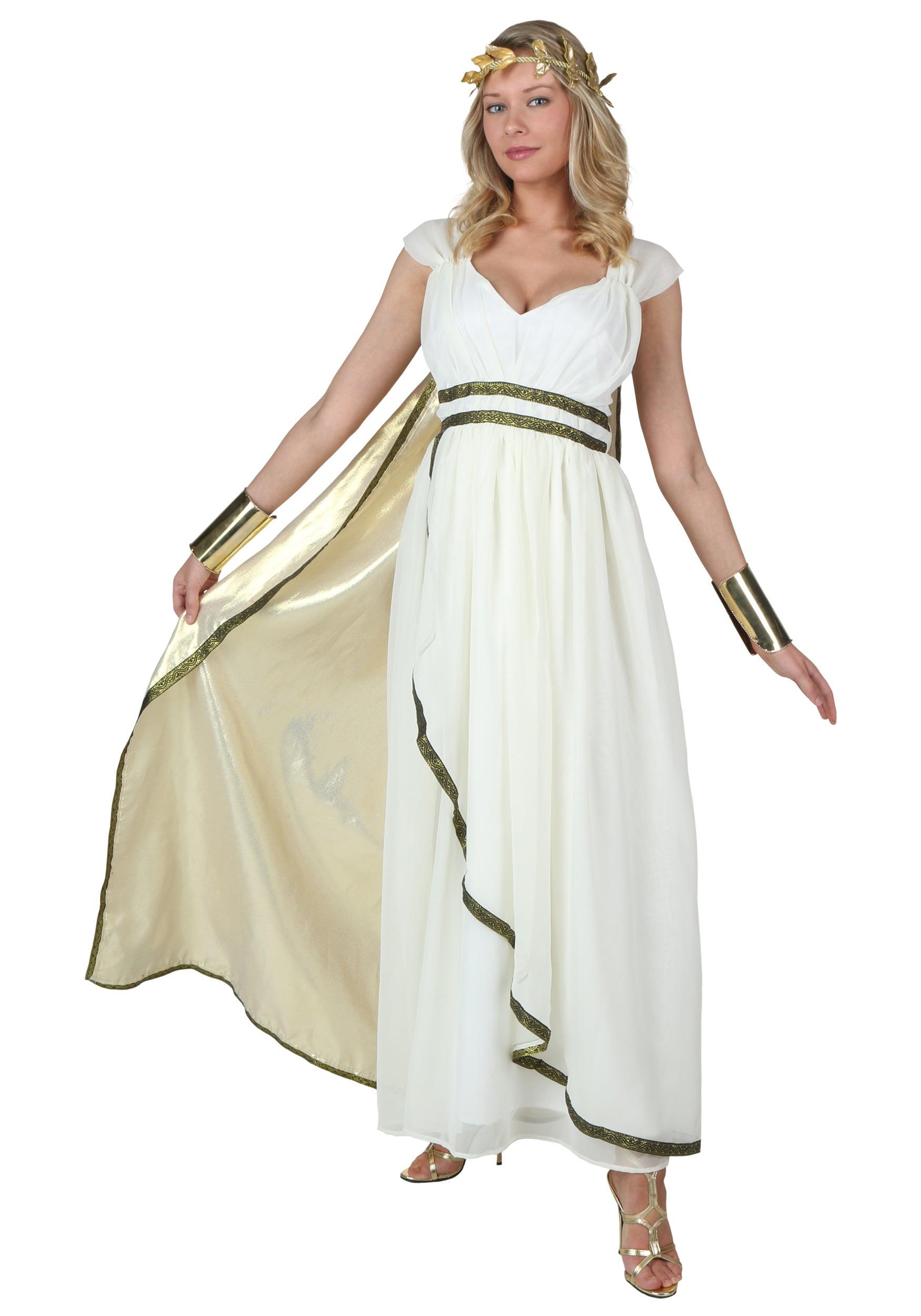 da6868fe7c Plus Size Goddess Costume - Walmart.com