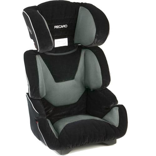RECARO VIVO High-Back Booster Car Seat, Carbon