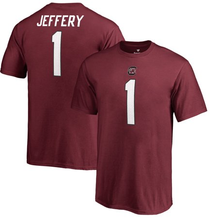 more photos ca357 3ed55 Alshon Jeffery South Carolina Gamecocks Fanatics Branded Youth College  Legends Name & Number T-Shirt - Garnet