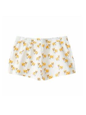 Product Image Fashion Culture Corgi Dog Print Pajama Lounge Shorts 0916e0b63