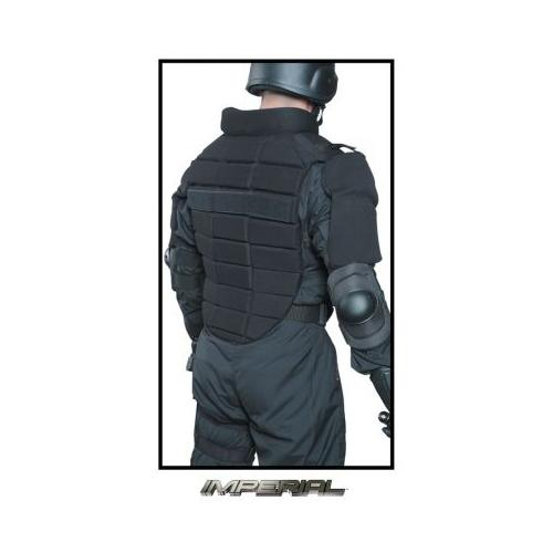 Damascus DCP2000 Upper Body and Shoulder Protector, Extended, XX-Large, Black DC