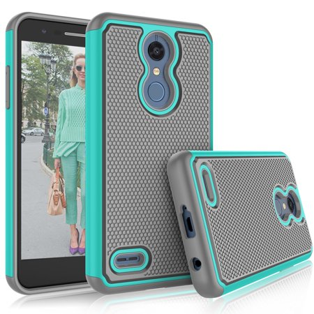 buy popular f9c14 b8f81 Tekcoo Phone Case For 2018 LG Xpression Plus / K30 / Harmony 2 / Phoenix  Plus / Premier Pro LTE / K30 Plus / K10 2018 / K10 Plus 2018, Tekcoo [Mint]  ...