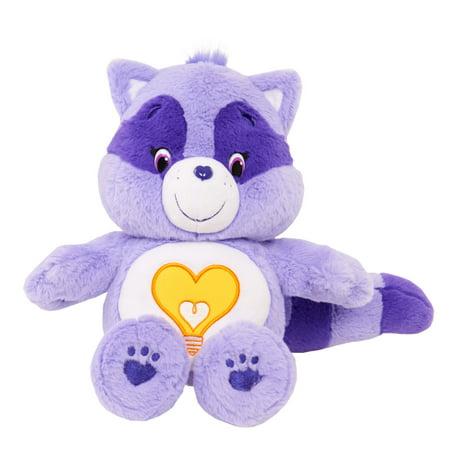 Care Bear Jumbo Cousins Plush Bright Heart Raccoon