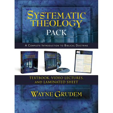 Systematic Theology Pack : A Complete Introduction to Biblical Doctrine