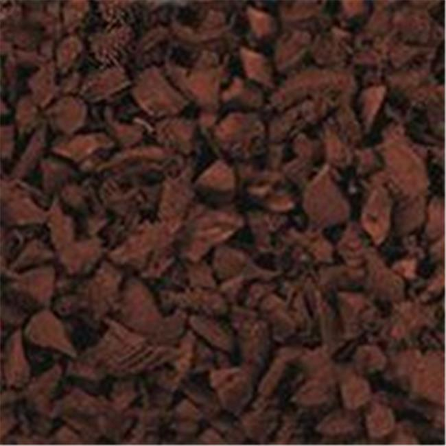 International Mulch Co Rubber Nuggets-Redwood NS08RW