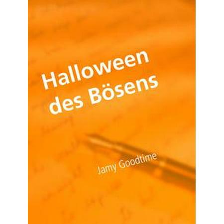 Halloween des Bösens - eBook - Des Bonbons Halloween
