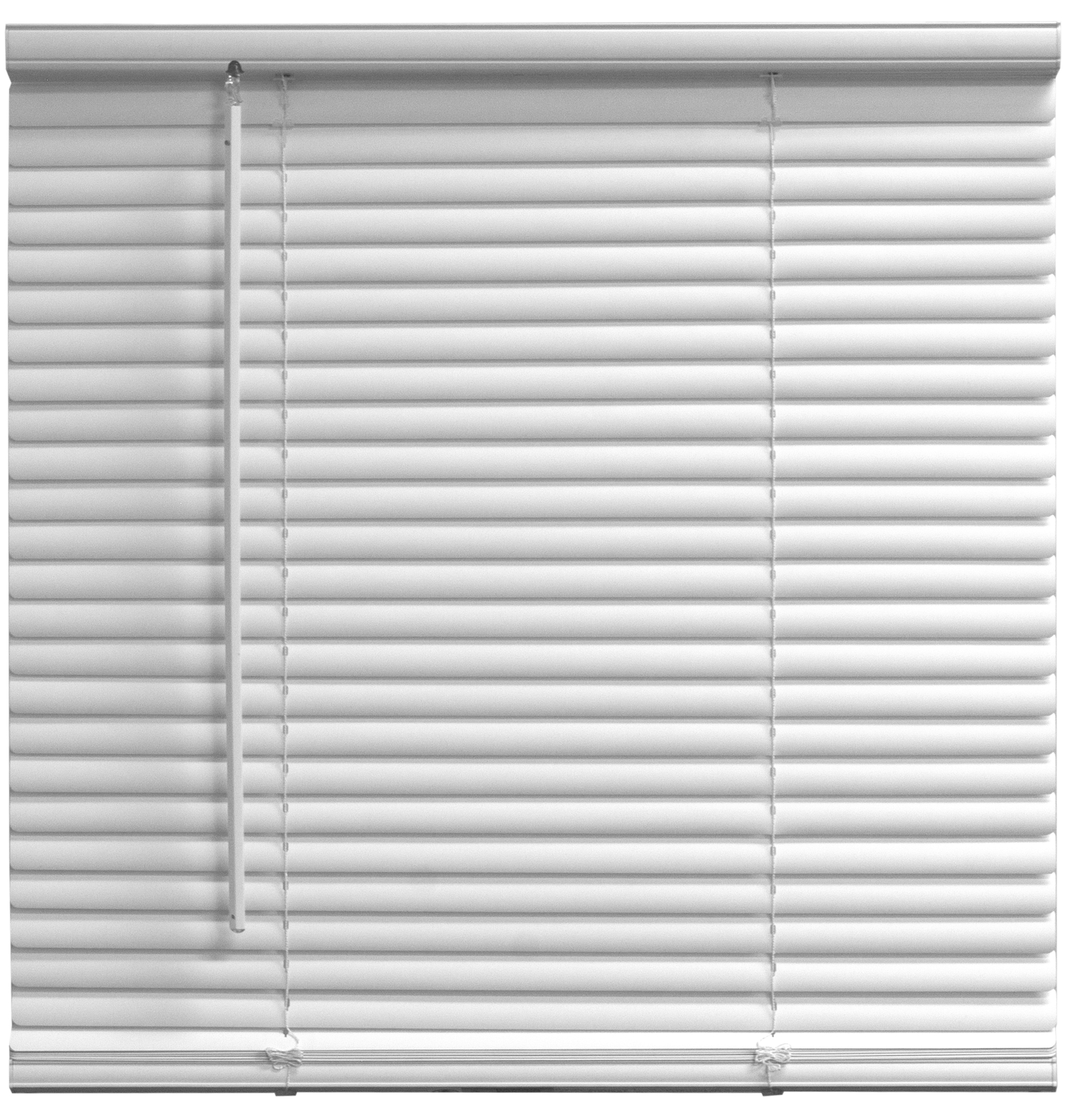 hampton inch thehomedepot blinds p blind aluminum mini bay