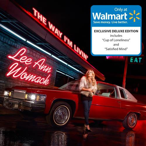 The Way I'm Livin' (Walmart Exclusive) (Deluxe Edition)