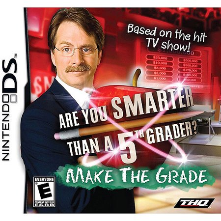 Are You Smarter than a 5th Grader: Make the Grade (DS)