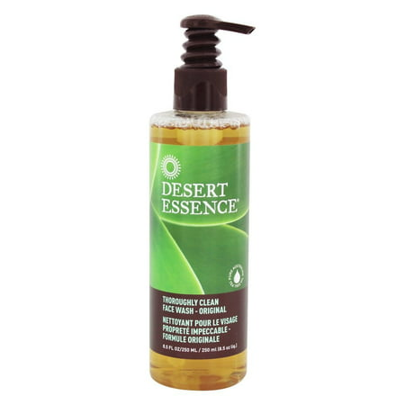 Desert Essence Thoroughly Clean Face Wash Original 8 5