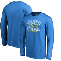Los Angeles Chargers NFL Pro Line by Fanatics Branded Hometown Collection LA Football Long Sleeve T-Shirt - Powder Blue