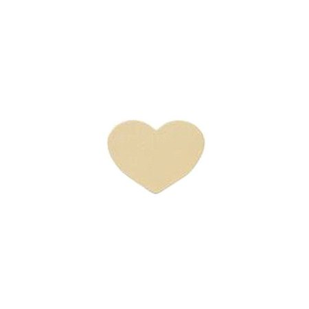 25 Wood Heart Cut Outs 1 Inch Tall by 1 Inch Wide, by My Craft Supplies