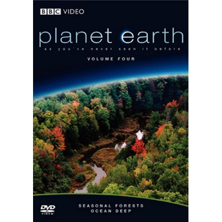 - Planet Earth: Seasonal Forests / Ocean Deep (DVD)