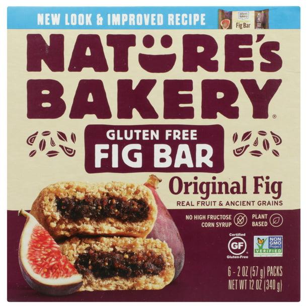 Nature's Bakery Gluten Free Fig Bar - Original , 6/2 OZ ...