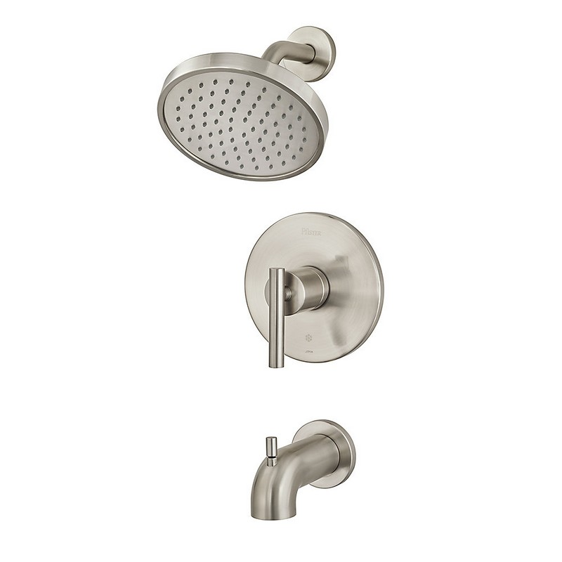Pfister Contempra Tub and Shower Trim Kit with Single Fun...