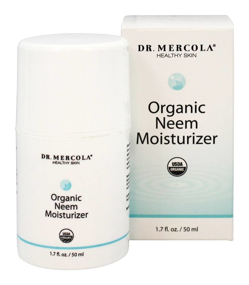 Dr. Mercola - Organic Neem Moisturizer 1.7 fl oz 30052 Exp.2.19+ ASD Facial Sheet Mask Deep Clean - 1 Count by Miss Spa (pack of 2)
