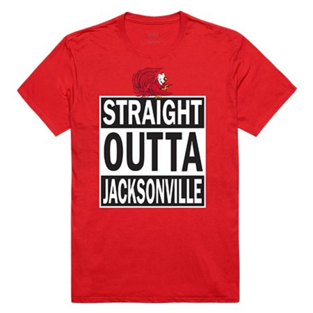 Jacksonville Jags Apparel (Jacksonville State University Gamecocks Straight Outta T-Shirt )