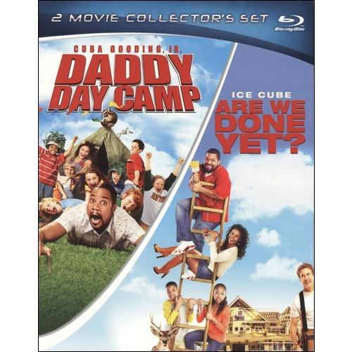 Are We Done Yet / Daddy Day Camp (Blu-ray) (Widescreen)