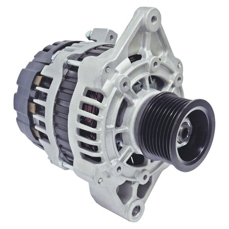 New Alternator For Delco 8600030 , 11SI 95 Amp, Replacement For Cummins 5293586