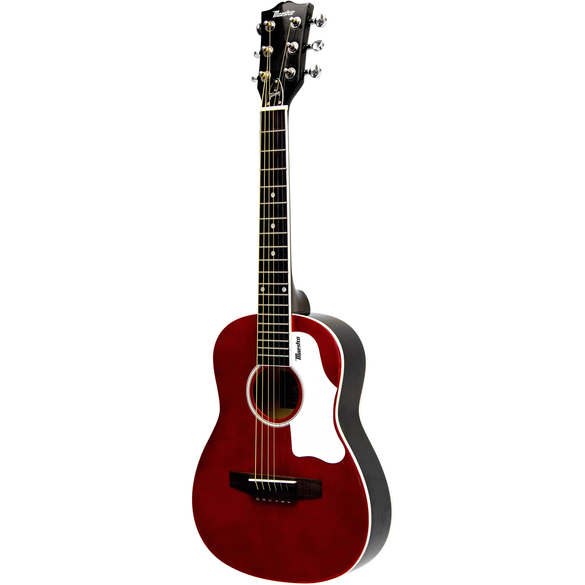 Maestro By Gibson 30 Mini Acoustic Guitar Walmart