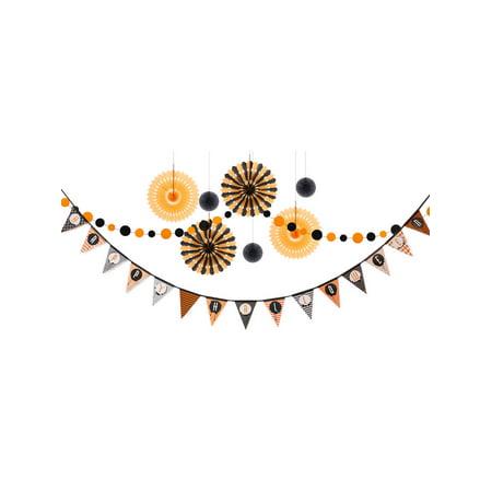 Halloween 9 pc Buffet Decoration Kit](Menu Ideas For Halloween Buffet)
