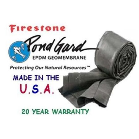 FIRESTONE PLB1525 PONDGARD BOXED 15 ft. X 25 ft.