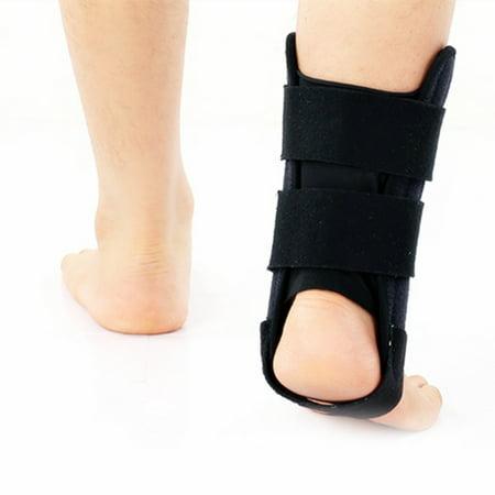 Adjustable ANKLE BRACE SUPPORT Compression Sports Stabilizer Elastic Foot Wrap - image 2 de 6