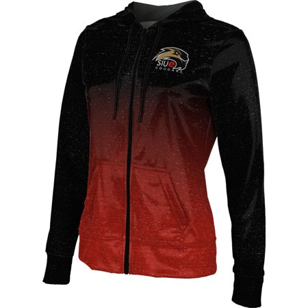 ProSphere Women's Southern Illinois University Edwardsville Ombre Fullzip Hoodie