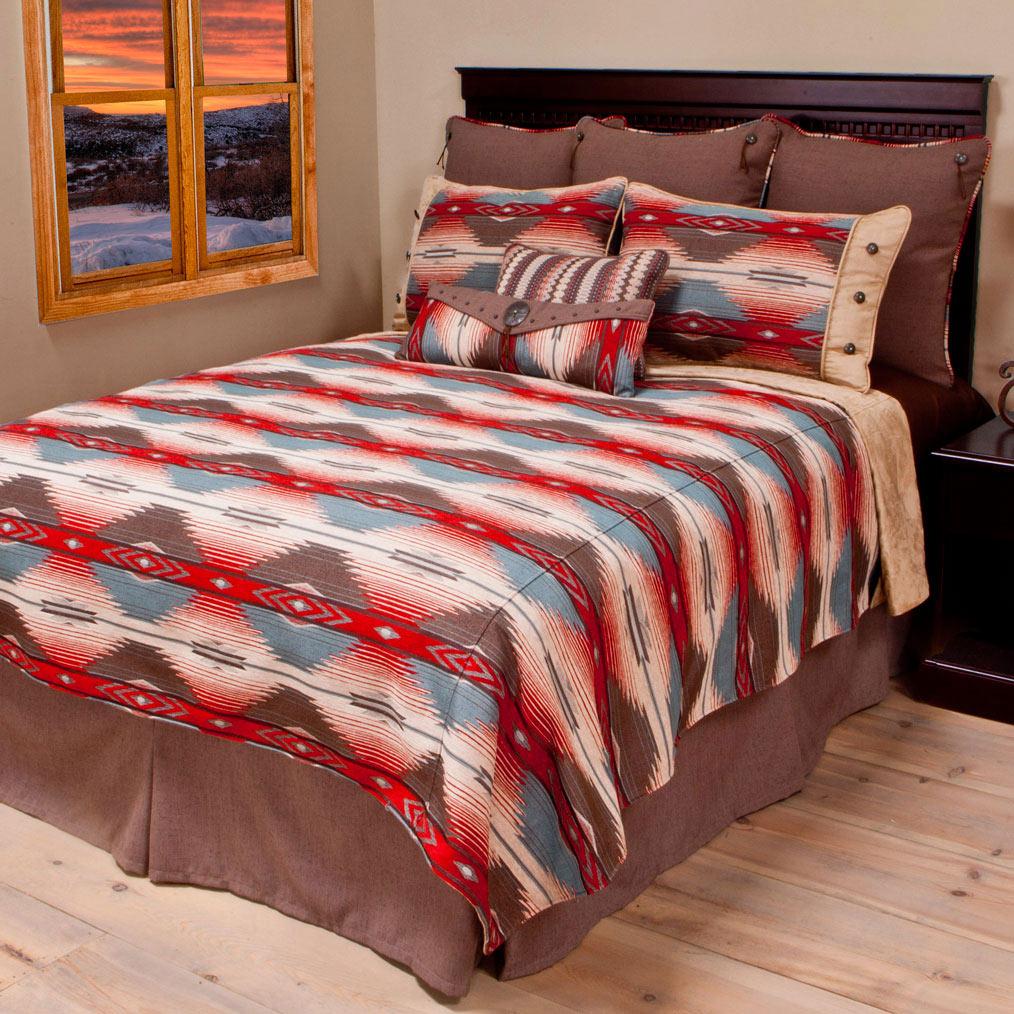 Durango luxury bed set - king plus