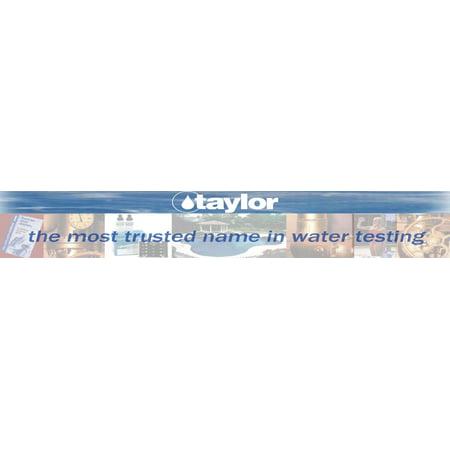 Taylor R0010 Swimming Pool Water Test Kit Calcium Buffer .75 Oz Refill Bottle - Esv Bionic Calcium Buffer