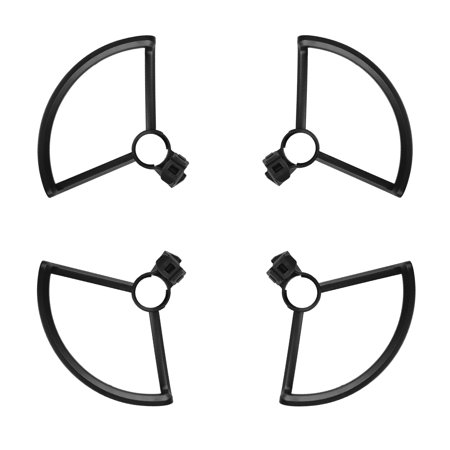 TSV Quick Release Propeller Guard Protector for DJI SPARK Drone 4pcs Rotor Blades Easy Install