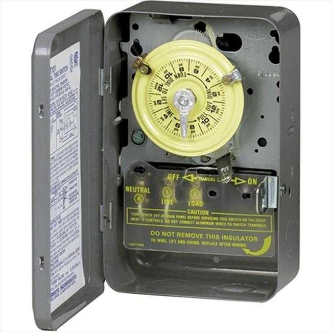 TekSupply 109072 Intermatic 24-Hour Timer - T104