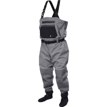 Frogg toggs sierran reinforced nylon breathable for Walmart fishing waders